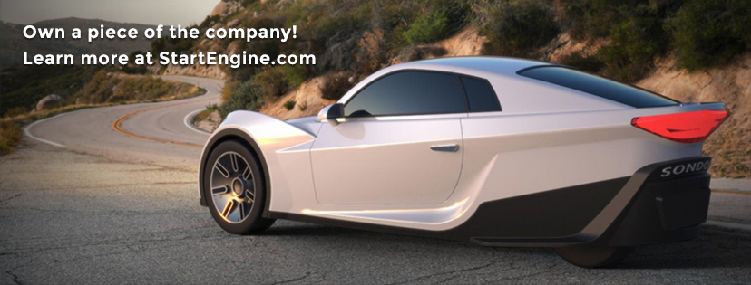 Sondors Electric Car Crowdfunding In The Fast Lane ...