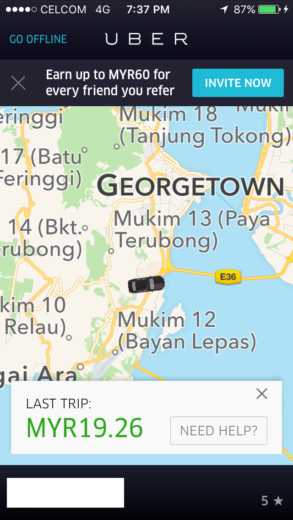driving-for-uber-in-penang-uber-partner-app
