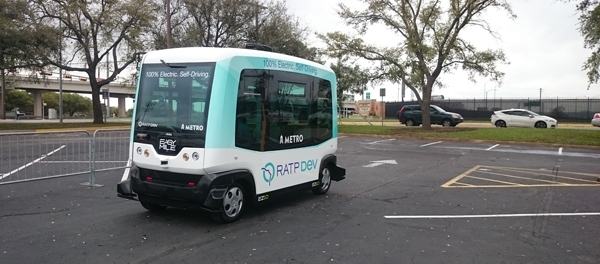 Transit Authority Explores EasyMile Driverless Shuttles to Improve Connectivity