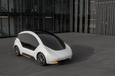 Amber Plans To Have Self Driving Electric Car Sharing In Eindhoven