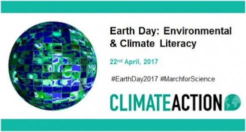 China India Steps Up Environmental and Climate Literacy on Earth Day 2017