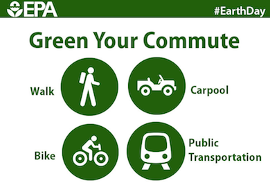 Earth Week 2017: Let's Go Green Commuting | Urban Mobility News ...