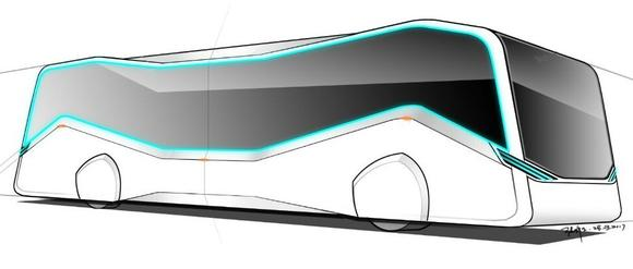 Singapore to Roll Out Self-driving Electric Buses by 2020 Partnership ST Kinetics