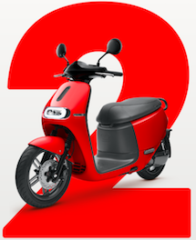 Gogoro 2 Electric Smartscooter Sets the Benchmark for Personal Urban Mobility