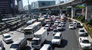Philippines Fast-tracks Sustainable Urban Transportation mobility Electric vehicle mass rail transit BRT LRT MRT Jeepney