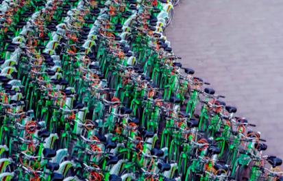 Shanghai Shares Draft Guideline to Regulate Bike-sharing