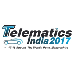 """Telematics India 2017 Conference Exhibition Connected Cars Commercial Fleet Advanced Driver Assistance Systems ADAS Vehicle Tracking navigation GPS Electric Vehicle"
