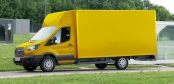 Deutsche Post and Ford Pursues Electric Delivery Vehicle Partnership Streetscooter