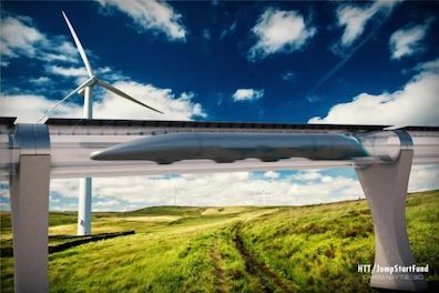 Hyperloop Transportation Technologies Signs Agreement to License Technology in South Korea urban mobility connecting cities HTT high speed express