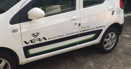 Thailand Electric Vehicle Initiative Sets to Lead ASEAN Region Electric car Vera Automotive
