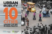 Urban Mobility 10 Cities Leading the Way in Asia Pacific report by ULI CLC Singapore