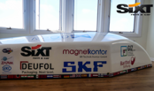 SIXT Rent-a-Car Sponsoring German Team in the Official SpaceX Hyperloop Pod Competition future urban mobility