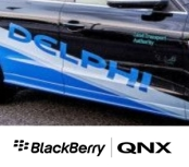Delphi's Autonomous Driving Operating System Will be Powered by Blackberry QNX self driving vehicle urban mobility