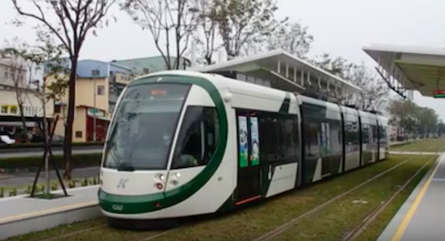 Thales Wins Ankeng Light Rail Transit Contract in New Taipei City Taiwan Asia sustainable urban mobility public transport