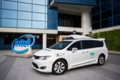 Waymo's self-driving Chrysler Pacifica hybrid minivans feature Intel-based technologies for sensor processing, general compute and connectivity, enabling real-time decisions for full autonomy in city conditions. urban mobility