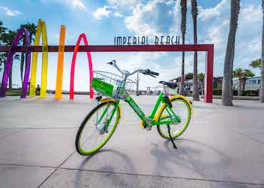 LimeBike Closes $50 Million Series B To Expand Dockless Bike Sharing Nationwide sustainable urban personal mobility last mile connectivity