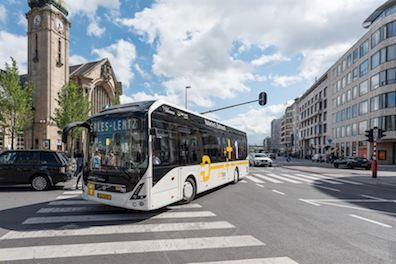 LTA Singapore Orders 50 Volvo 7900 Diesel Hybrid Buses electric vehicle sustainable urban mobility public transportation