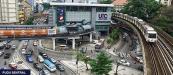 Malaysia public transport urban mobility sustainable cities index ranking arcadis