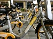 Southeast Asia Bike-sharing oBike Helps out Penang Flood Victims bike rental PrayforPenang urban mobility CSR