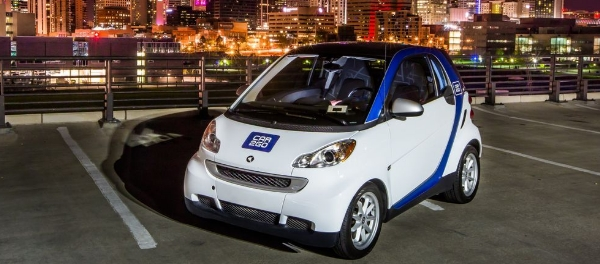 Daimler's Car-sharing car2go Tops One Million Members north america urban mobility
