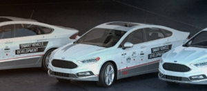 FEV's Autonomous Vehicle will Shuttle Visitors at CES 2018 driverless self driving car SAE Level 5 urban mobility