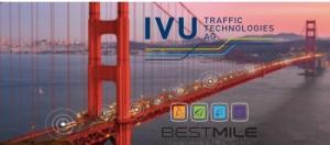 IVU and BestMile Launches Autonomous Mobility Solution for Public Transport driverless on demand autonomous urban mobility