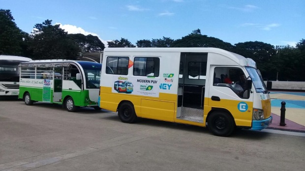 Philippine's Electric Vehicle Industry Upbeat for 2018 EVAP electric Jeepney public transport