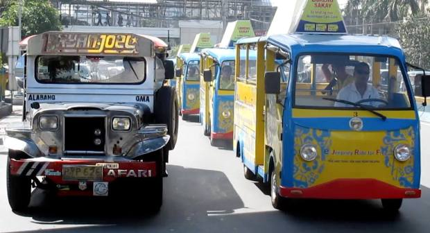 Philippine's Electric Vehicle Industry Upbeat for 2018 EVAP electric Jeepney