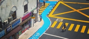 Kuala Lumpur Bicycle Lanes sustainable urban mobility non motorised transportation NMT WUF9 NUA SDG 11.2