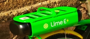 Smart Bike-sharing LimeBike Launches Largest Electric Assist Bike Fleet in US Lime-E sustainable urban personal mobility